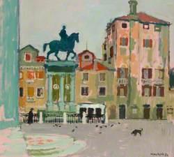 Statua di Colleoni, Venice
