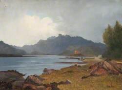 Tirion Castle, Dorlin, Acharacle