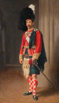 Duncan Darroch (1868–1923), 6th of Gourock, Renfrewshire, Lord of the Barony of Gourock