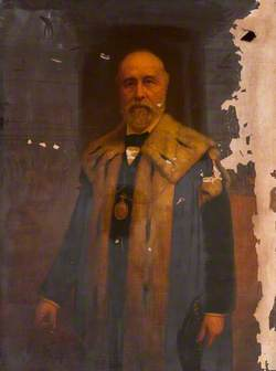 Dugald Shankland (1820–1909), Provost of Greenock (1885–1889)