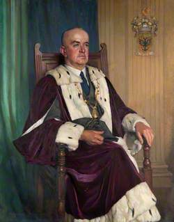 David M. Bonner, Provost (1950)