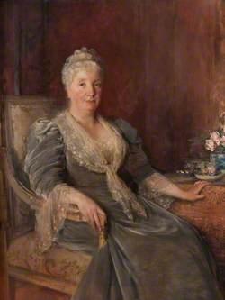 Mrs Stewart Clark