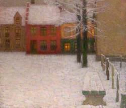 Red House, Bruges
