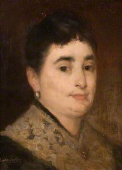 Femme Colonel Broderie