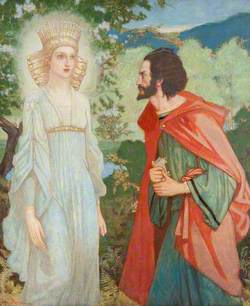 Merlin and the Fairy Queen