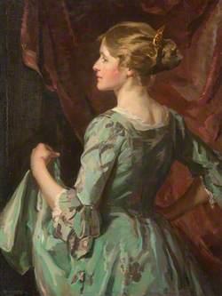 The Silken Gown
