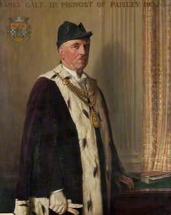 Provost James Galt