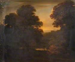 Landscape near Rosyth