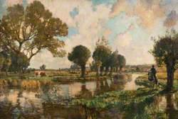Suffolk Waterway