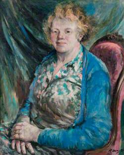 Mrs McAvoy, the Artist's Mother