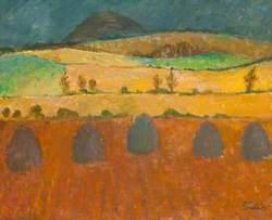 Haystacks at Toward