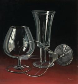 Three Goblets