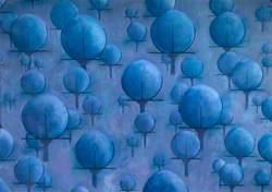 Blue Circles*