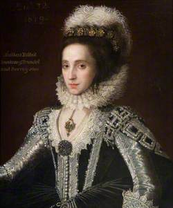 Alathea Talbot (c.1590–1654), Countess of Arundel and Surrey