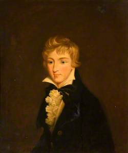 Lord James Beresford (1816–1841), 4th Son of Henry de la Poer