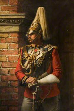 Sir Reginald Arthur James Talbot, KCB, 3rd Son of the 18th Earl of Shrewsbury (1841–1929)