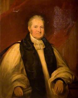 Reverend Chancellor Law