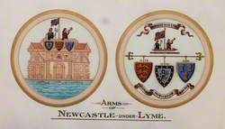 Arms of Newcastle