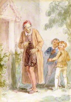 Seven Ages of Man – The Slippered Pantaloon