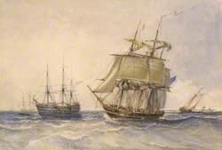 Man o' War Receiving Crew