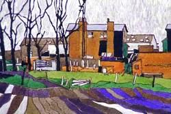 Railway Houses, Leeds