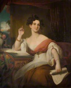 Mary Anne Jervis, Lady Forester (c.1803–1893)