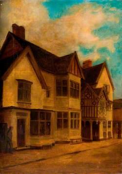'The Noah's Ark Inn', Crabbery Street, Stafford