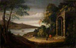 Landscape in a Classical Manner