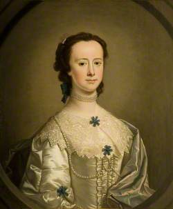 Elizabeth Hunter, Later Mrs Thomas Seward (d.1780)