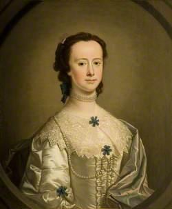Elizabeth Hunter, Later Mrs Thomas Seward (d.1780)