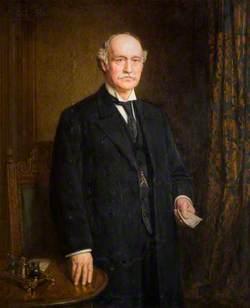 Thomas Edward Salter, JP, CC