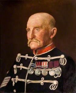 Sergeant Major John Stafford (1829–1932)