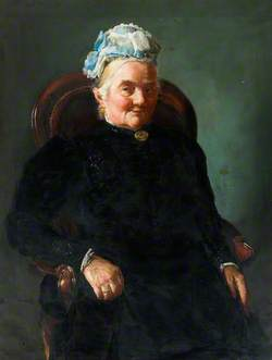Portrait of the Artist's Housekeeper