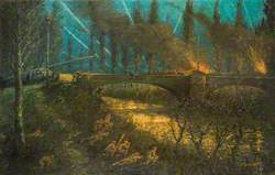 Capture of Ponte Grande, Syracuse, 1943