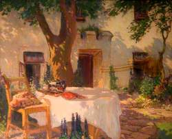 Morning, the Artist's Cottage