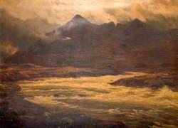 Mountain and Flood, Sgurr nan Gillean, Skye