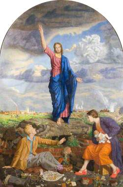 The Appearance of Christ to People of the West Midlands