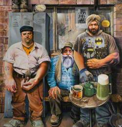 The Black-Country Steelworkers