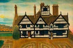 The Old Oak House Museum, September 1912