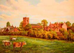 The Old Church and Vicarage, Smethwick