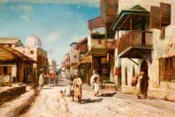 Street in Mombasa