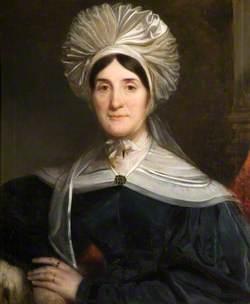 Portrait of a Woman in a Bonnet