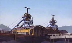Six Bells Colliery