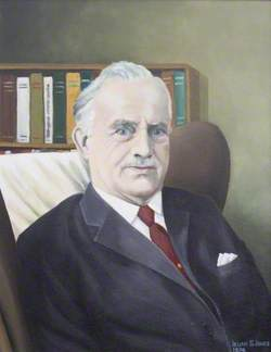Mr Brinley Richards at Tŷ John Penri