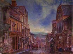 Beaufort Street, 1910