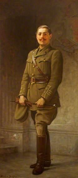 Lieutenant Colonel Ninian Crichton-Stewart (1883–1915)