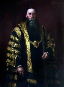Alderman Thomas William Jacobs, Mayor of Cardiff (1887–1888)