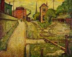 Railway, Adamsdown