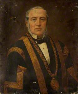 Alderman Daniel Lewis, Mayor of Cardiff (1878–1879)