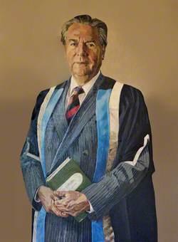 Sir Aubrey Trotman-Dickenson (1926–2016)